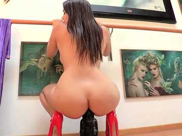 Alby Rydes and Valentina Nappi get explored and pleasured by John Stagliano