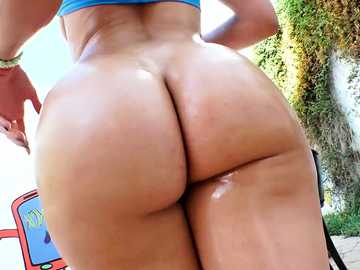 Big-Assed Maria Jade Reamed To Anal Gaping