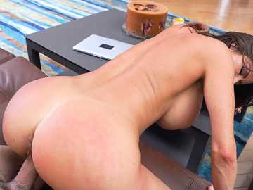 Curvaceous MILF Alexis Fawx demonstrates stepson what real passion is