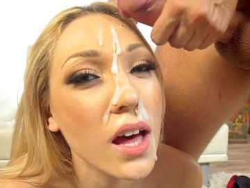 Masked Keiran Lee goes straight for Lily Labeau's tasty ass hole
