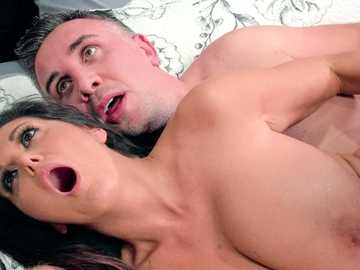 Plump MILF Ava Addams takes it in the as spoons style and gets creampied