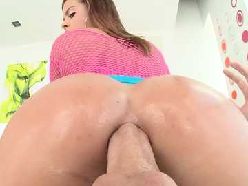 Keisha Grey in Anal Hotties, Scene #02