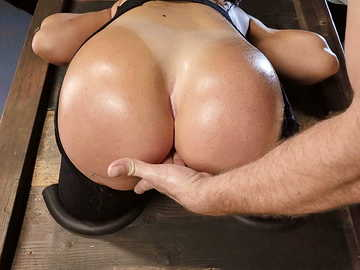 Sybil Stallone: Free Anal 4