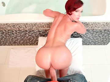 Bubble butt fairy Jada Stevens fulfills her husbands sexual fantasies