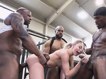 Chloe Temple: 3 Dicks Are Better Than 1